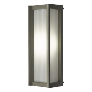 Atala Wall Light Matt Black LED IP44