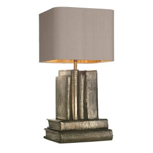 Author Table Lamp Base Only