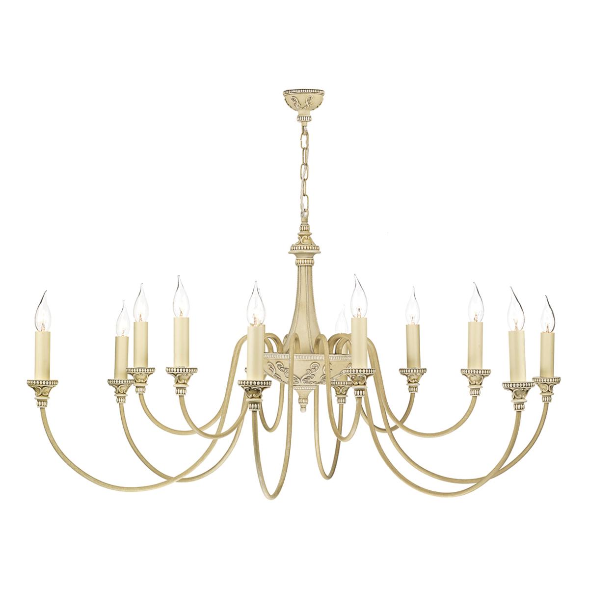 12 Light Chandelier   Capital Lighting Fixture Company