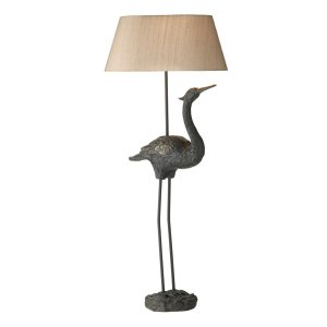 Bird Table Lamp Base Only