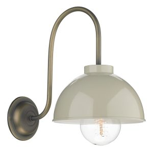 Cotswold 1 Light Wall Light French Cream