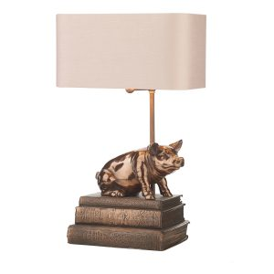 Horace Table Lamp Copper Base Only