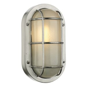 Lighthouse Wall Light Nickel