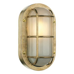 Lighthouse Wall Light Brass