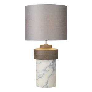 Nomad Table Lamp Large Marble Base Only