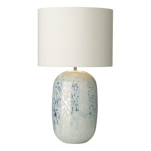 PURA White Table Lamp Base Only