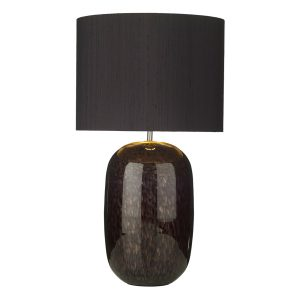 PURA Black Table Lamp Base Only