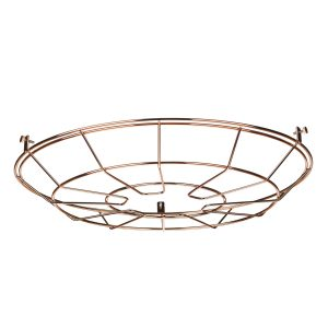 Reclamation Cage Frame Copper
