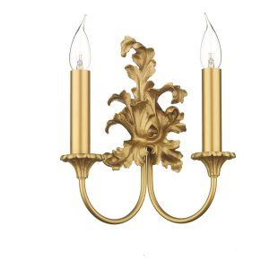 Ormolu Double Wall Bracket
