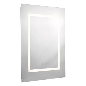 Bathroom Tupa Mirror LED IP44 C/W Speaker