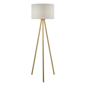 Yodella Floor Lamp Wood Base Only