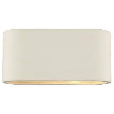 Axton Ceramic Wall Light Large