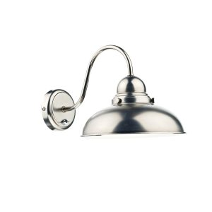 Dynamo 1 Light Wall Bracket Antique Chrome
