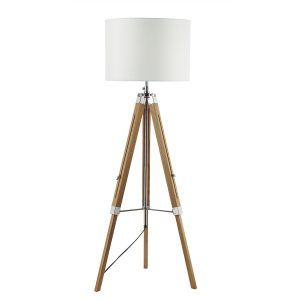 Easel Tripod Floor Lamp Base Only