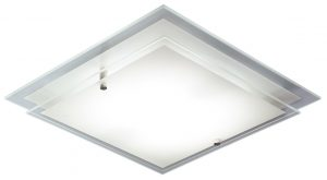 Frame Flush Square Halogen 2 Sheets