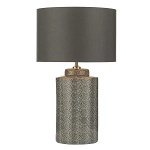 Igor Table Lamp Grey Stingray Base Only