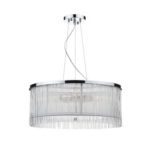Japan 50CM 3 Light Pendant White