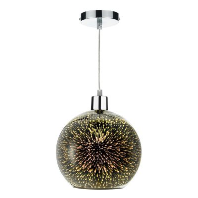 KAI Easy Fit Pendant Speckled 3D Glass