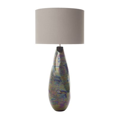 Massa Table Lamp Ceramic & Black Base only