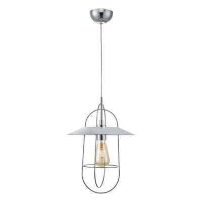 Tebu 1lt Pendant Polished Chrome