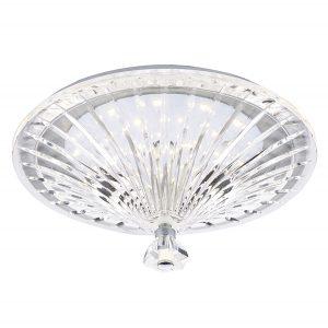 Vincent Flush Clear LED