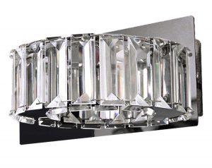 NLCB - Olympia LED Crystal Wall Light
