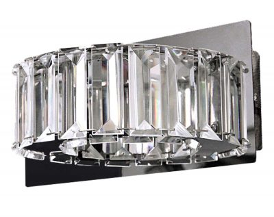 NLCB - Olympia LED Crystal Wall Light