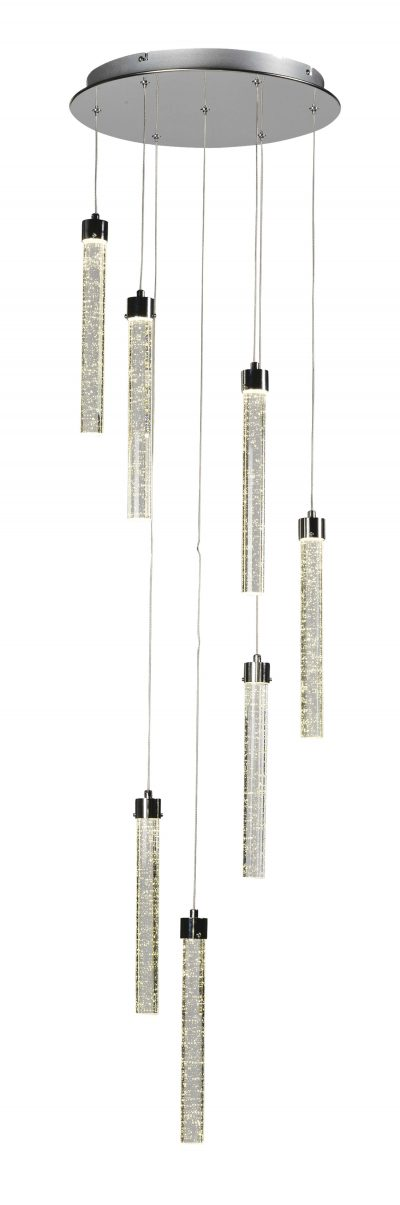NLCB - Asta 7 Light LED Pendant, 3000K