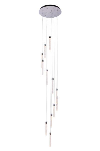 NLCB - Asta 12 Light LED Pendant, 3000K