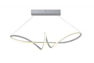 NLCB - Meander LED Pendent, 3000K, Silver