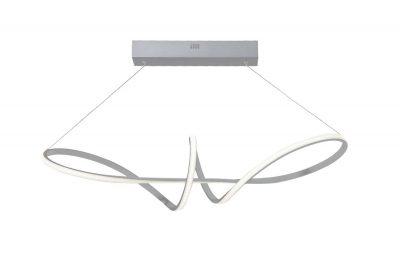 NLCB - Meander LED Pendent, 4000K, Silver