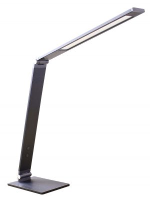 NLCB - Traction LED Table Lamp, Graphite  CCT with Touch Control