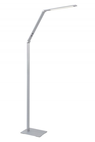 NLCB - Traction LED Floor Lamp, Aluminium  CCT with Touch Control