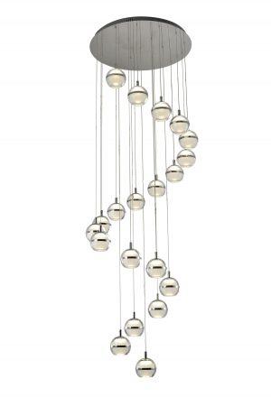 NLCB - Latitude 20 Light LED Round Pendant