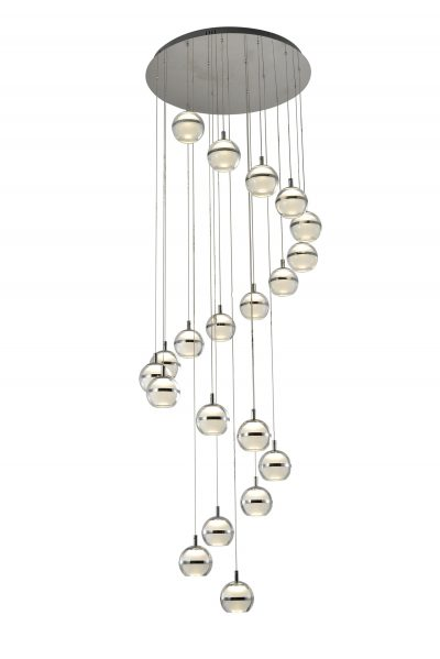 NLCB - Latitude 20 Light LED Round Pendant