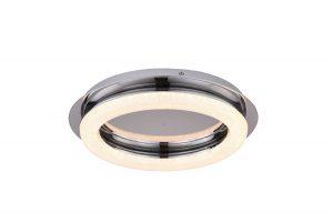 NLCB - Vega LED Flush, Small with Remote Control