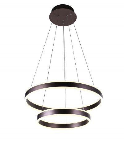 NLCB - Tora LED Double Pendant with Remote Control