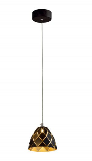 NLCB - Oblique Single LED Pendant