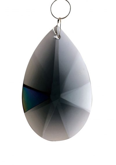 Diyas C20154 Crystal Star Pendalogue Without Ring Smoked 50mm