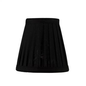 Diyas ILS10121 Organza Pattern Black Shade 80/130mm x 130mm