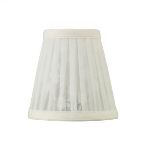 Diyas ILS10125 Organza Pattern Cream Shade 80/130mm x 130mm