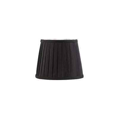 Diyas ILS20201 Stella Round Shade Black 150/200mm x 163mm