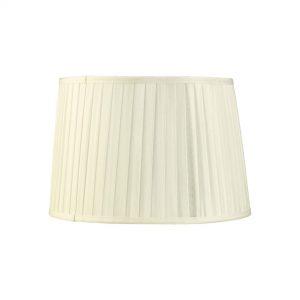 Diyas ILS20209 Stella Round Shade Ivory 300/350mm x 250mm