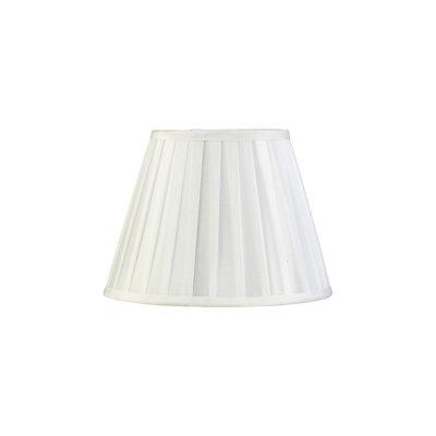 Diyas ILS20212 Stella Round Shade White 150/250mm x 188mm