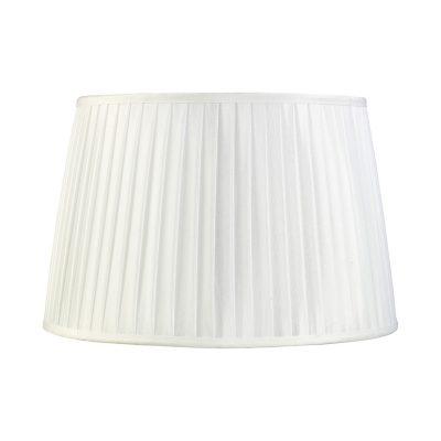 Diyas ILS20215 Stella Round Shade White 350/400mm 263mm